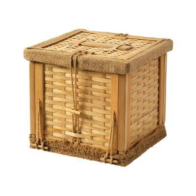 Bamboo Square Casket