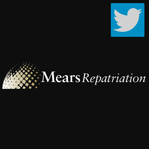 New twitter account for Mears Repatriation